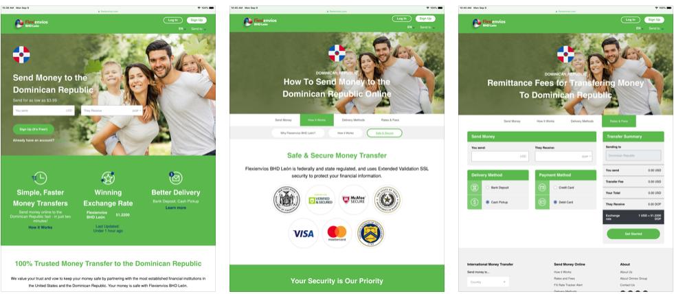 BHD León lanza Flexienvíos, una plataforma móvil de servicios de remesas en EE.UU.
