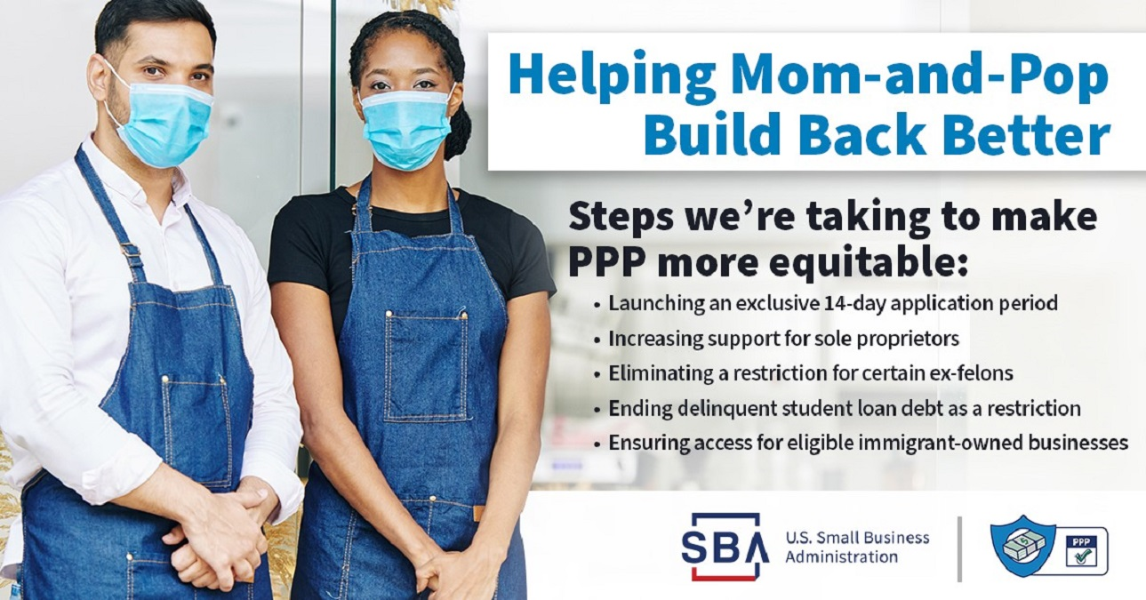 Atención Pequeño Comerciante: SBA da prioridad a las más pequeñas de las pequeñas empresas en el Programa de protección de pago